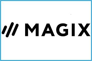 MAGIX- logo image