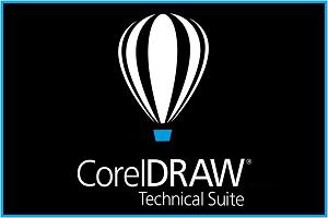 CorelDRAW- logo image