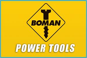 Boman Power Tools- logo image