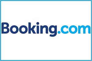 Booking.com- logo image