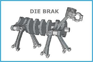 Die Brak- logo image
