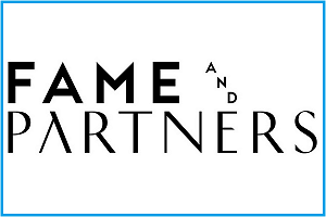 FAME and PARTNERS- logo image