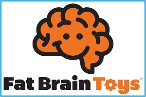 Fat Brain Toys- logo image