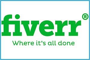 fiverr- logo image