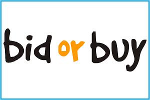 bid or buy- logo image