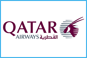 QATAR Airways- logo image