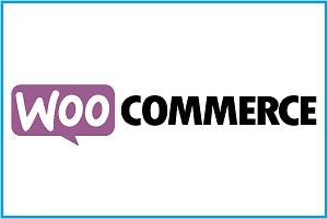 WOOCommerce- logo image