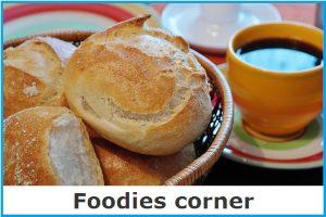 Foodies corner image link