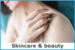 Skincare and beauty image link