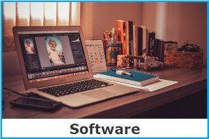 Software image link