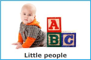 Children or little peoples clothing image link