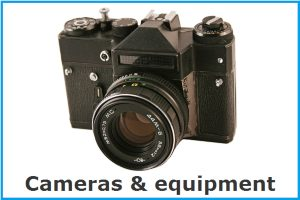 Cameras and equipment image link